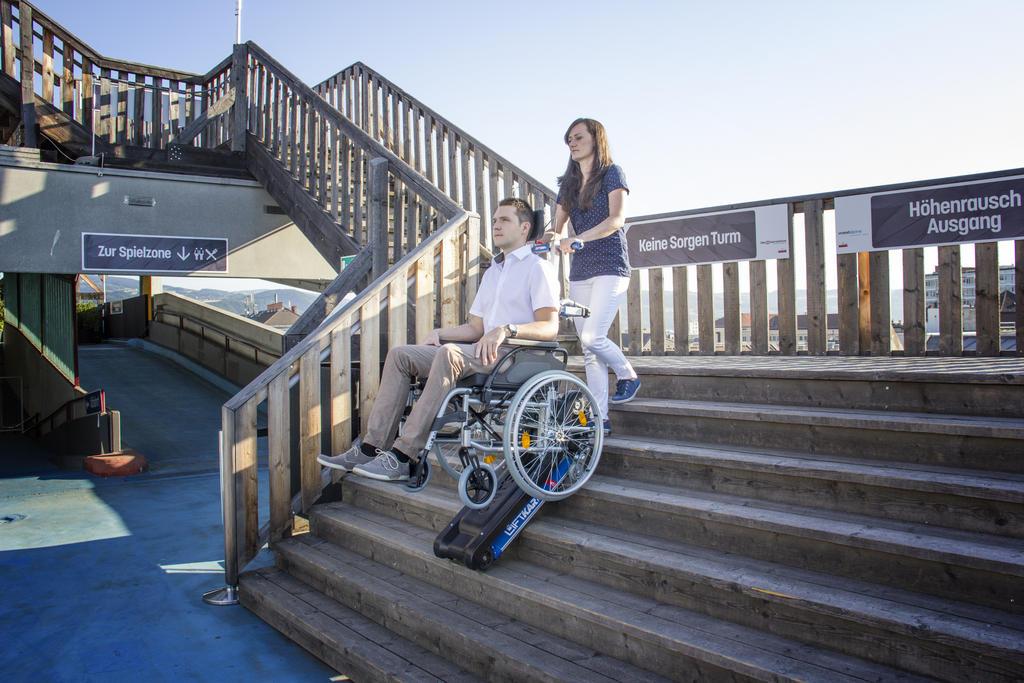 Treppenlifte & Aufzüge Hilfsmittel Ehrlichkeit Rollstuhllift Fahrstuhl Plattformlift Treppenlift Rollstuhl HebebÜhne Lift